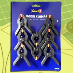 Model Clamp set (8)