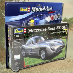 1/24 Model Set Mercedes-Benz 300 SLR (Uhlenhaut Coupé)