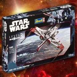 1/83 Star Wars - ARC-170 Clone Fighter