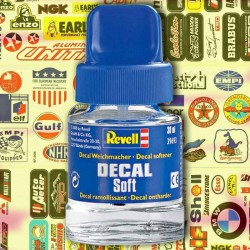 Revell Decal Soft 30ml (amaciador e fixador decalques)