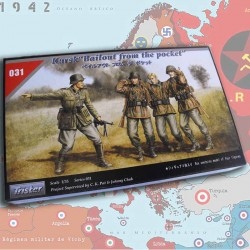 "Kursk ""Bailout from the pocket"" (1/35)"