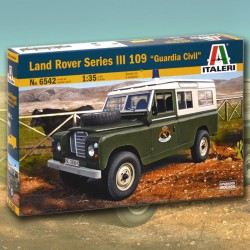 "LAND ROVER Series III 109 ""Guardia Civil"" (1/35)"