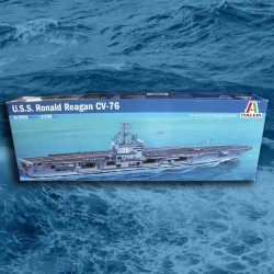1/720 USS Ronald Reagan CV-76 aircraft carrier