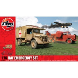 RAF EMERGENCY SET (1/76)