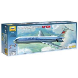 IL-62M Civil Airliner (1/144)