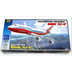 Boeing 747-8 Civil Airliner (1/144)