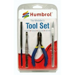 Humbrol Small Tool Set
