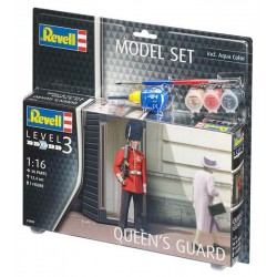 1/16 Model Set Queen's Guard