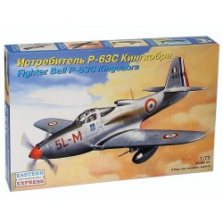 "1/72 Bell P-63C ""Kingcobra"" American fighter"