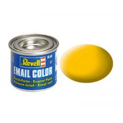 Yellow, mat RAL 1017 14 ml-tin