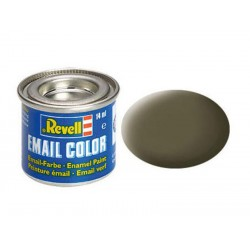 NATO Olive RAL 7013, mat 14 ml-tin