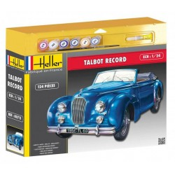 1/24 Talbot Lago Record (set with paints)