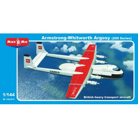 Armstrong Whitworth Argosy (200 series) (1/144)
