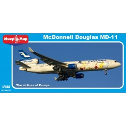 McDonnell Douglas MD-11 (The airlines of Europa) (1/144)