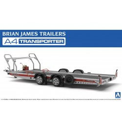 1/24 Brian James Trailers A4 transporter