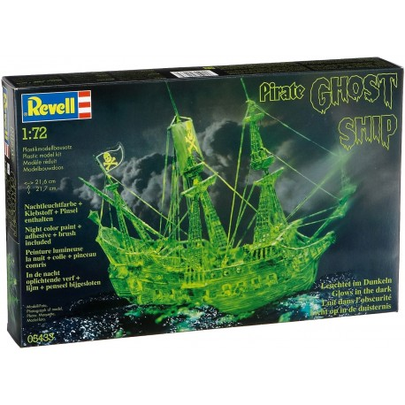 Pirate Ghost Ship (1/72)
