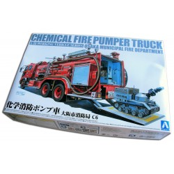 CHEMICAL FIRE PUMPER TRUCK (1/72)