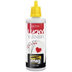 SATIN LUCKY VARNISH (60ml)