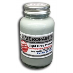 Light Grey Primer 120ml Airbrush Ready (New & Improved)