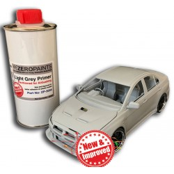 Light Grey Primer 250ml Airbrush Ready (New & Improved)