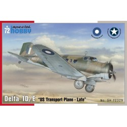 Delta 1D/E US Transport plane (1/72)
