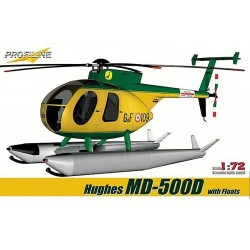 "Hughes MD-500D ""with Floats"" (1/72)"