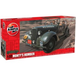 1/32 Monty's Humber Snipe Staff Car
