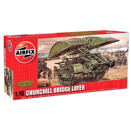 Churchill Bridge Layer (1/76)