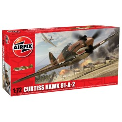 1/72 Curtiss Hawk 81-A-2