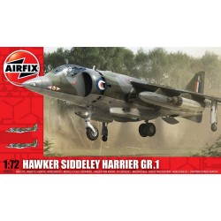 1/72 Hawker Siddeley Harrier GR1