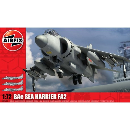 Sea Harrier FA2 (1/72)