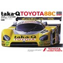 1/24 Taka-Q Toyota 88C Limited Edition