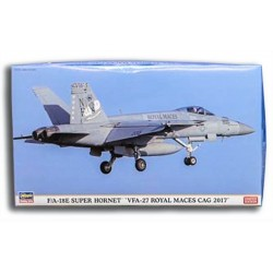 1/72 F/A-18E Super Hornet 'VFA-27 Royal Maces CAG 2017'