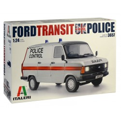 FORD TRANSIT UK POLICE (1/24)