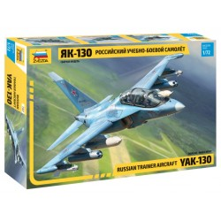 Russian Trainer Aircraft Yak-130 (1/72)