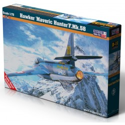 1/72 Hawker Maveric Hunter F.MK.58