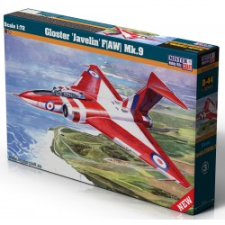 Gloster Javelin F(AW) MK.9 (1/72)