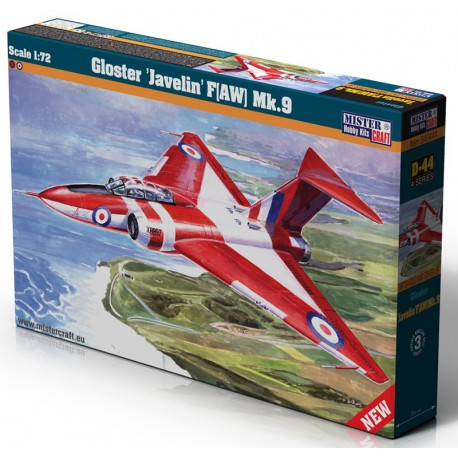 1/72 Gloster Javelin F(AW) MK.9