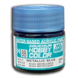 Tinta Mr. Hobby Metallic Blue (10ml)