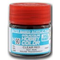 Mr. Hobby Gloss Clear Red (10ml)