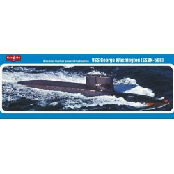 USS George Washington SSBN-598 (1/350)