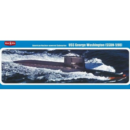 1/350 USS George Washington (SSBN-598)