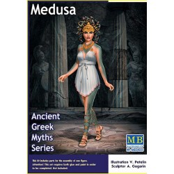 Medusa - Ancient Greek Myths Series (1/24)