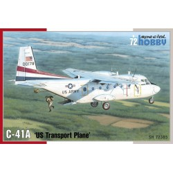 1/72 C-41A US Transport Plane