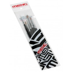 Meng Modeling Paint Brush Set