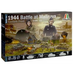 1944 BATTLE AT MALINAVA (1/72)