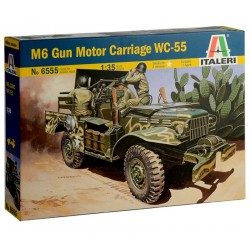 M6 Gun Motor Carriage WC-55 (1/35)