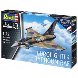 British Legends: Eurofighter Typhoon RAF (1/72)