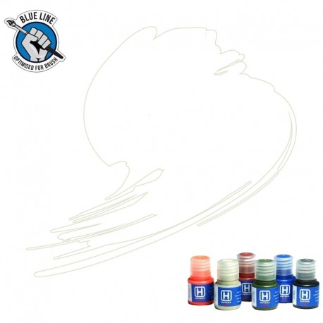 BLUE LINE Branco (FS37925, RAL 9016) 10ml