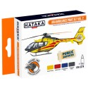 ORANGE LINE - Air Ambulance (HEMS) paint set vol. 2
